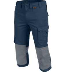 foto di Pantalone da lavoro 3/4 Cetus navy