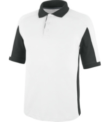 Weiches Arbeits-Polo, Arbeits-Polo OEKO-TEX® Standard 100 Zertifizierung, Poloshirt weiß, atmungsaktives Poloshirt, Arbeits-Polo für Maler, Arbeits-Polo für Gipser