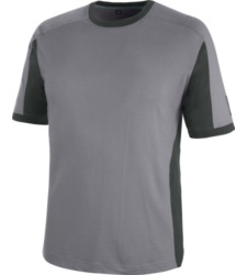Photo de Tee-shirt de travail Cetus Würth MODYF Gris/Anthracite