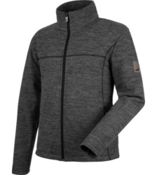 Photo de veste polaire de travail Neso würth MODYF anthracite