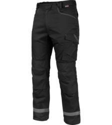 foto di Pantalone invernale Stretch X nero