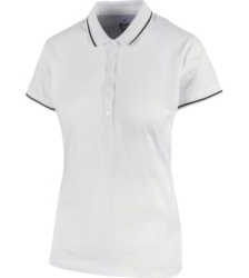 Photo de Polo de travail Femme Jersey X Würth MODYF Blanc