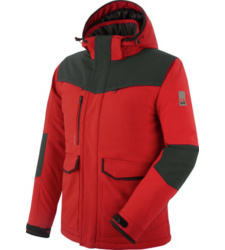 Foto von Softshelljacke Winter Stretch X rot