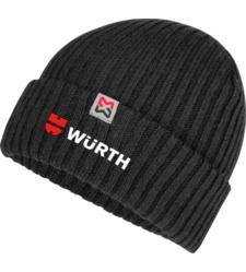 Foto von Würth Fanshop Strickmütze Thinsulate schwarz