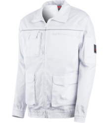 Photo de Veste de travail Classic Würth MODYF blanc