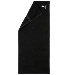 foto di Asciugamano Puma nero