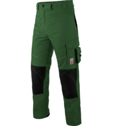 Photo de Pantalon de travail Starline Plus Würth MODYF vert
