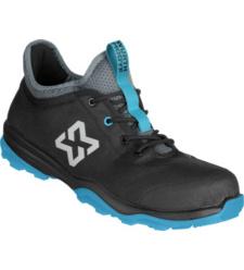 Photo de Chaussures de sécurité S1P EcoFresh Würth MODYF noir bleu