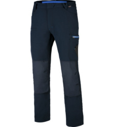 Photo de Pantalon de travail Stretch Evolution Würth MODYF Bleu Royal