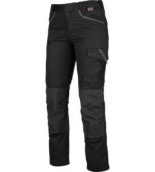 Innovative und langlebige Bundhose, modernem Design, praktischen Knietaschen, elastischer Bund