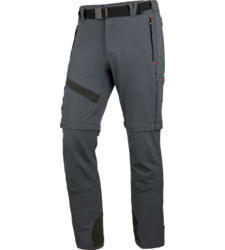 Photo de Pantalon de Travail Modyf Action Zip-Off Anthracite