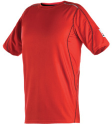 Photo de Tee-shirt de travail Technique Rouge Würth MODYF