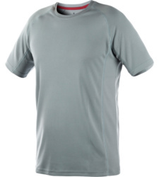 Photo de T-Shirt de Travail Dry Tech Würth MODYF Gris