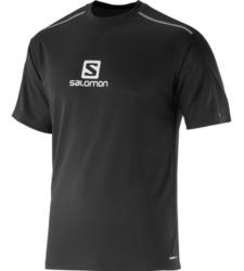 foto di Stoll Logo T-shirt nero
