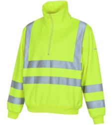 Foto van Würth MODYF high-visibility werksweater, geel