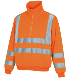 Foto van Würth MODYF 2-in-1 high-visibility werksweater, oranje