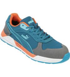 Foto van Veiligheidssneakers S1P ESD HRO SRC Puma Frontside blauw
