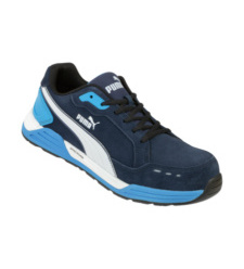 Photo de Baskets de sécurité S3 ESD HRO SRC Puma Airtwist Bleues
