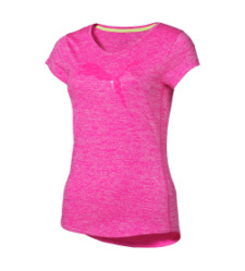 foto di T-shirt Puma Heather Cat Tee pink