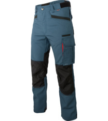 Photo de Pantalon de travail Würth MODYF Nature bleu