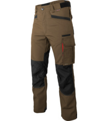 Photo de Pantalon de travail Würth MODYF Nature brun