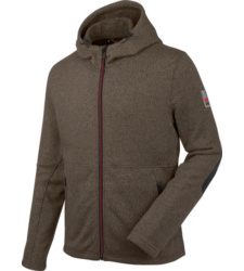 Photo de Veste polaire de travail Würth MODYF Nordic brune