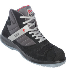 Photo de Chaussures de sécurité montantes Stretch X S3 SRC Würth MODYF noires