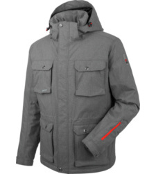 Photo de Parka de travail Würth MODYF Nature grise
