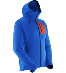 Foto von Salomon Ranger Softshelljacke brilliant blue