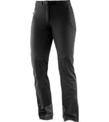 foto di Pantalone nero Salomon Wayfarer donna