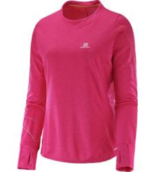 foto di T-shirt donna Park LS pink