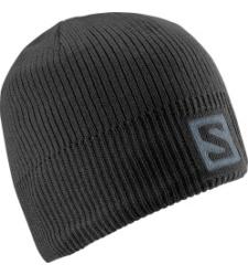 foto di Berretto Salomon Logo nero