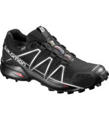 Foto von Salomon Speedcross 4 GTX® Laufschuh black black silver metallic