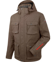 Photo de Parka de travail Würth MODYF Nature brune