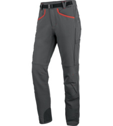 Photo de Pantalon de travail femme Würth MODYF Action anthracite