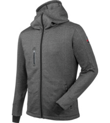 foto di Micropile grigio Aquarius full zip