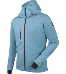 foto di Micropile blu Aquarius full zip