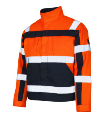 Foto von Mascot Cameta Bundjacke orange