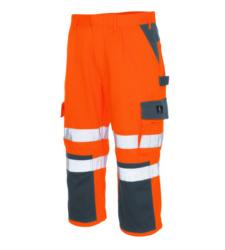 Foto von 3/4 Warnschutz Bundhose Mascot Natal EN 20471 2.2 orange