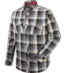 Sportliches Langarmhemd für die Arbeit, atmungsaktives und pflegeleichtes Material, sehr bequem und leicht