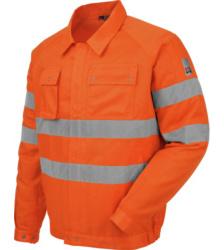 Foto von Warnschutz Bundjacke HighVis EN 20471 orange
