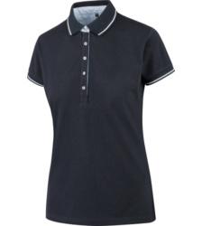 foto di Polo donna Jersey X blu