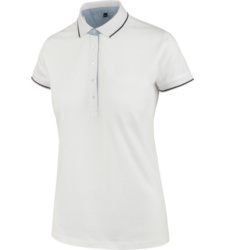 Photo de Polo femme office Würth MODYF blanc