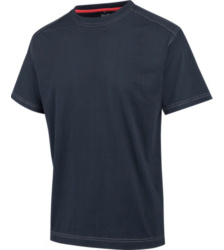 foto di T-shirt Heavy Cotton blu