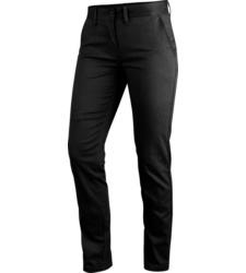 foto di Pantalone donna nero Chino