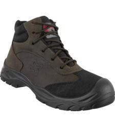 Photo de Chaussures de sécurité montantes S3 Taurus WM Würth MODYF brunes.