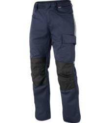 Photo de Pantalon de travail Star CP250 EN14404 bleu marine Würth MODYF