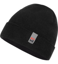 Foto von Mütze mit Membrane schwarz