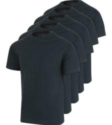 Photo de Lot de 5 tee-shirts de travail Würth MODYF marine
