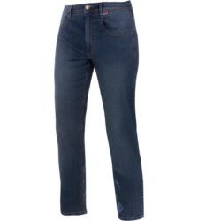 Foto von 5-Taschen-Jeans Stretch denim blau